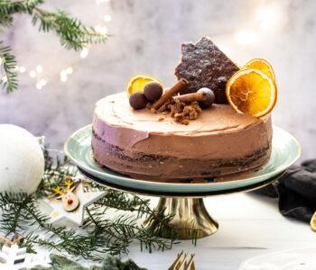 tort cu aroma de turta dulce