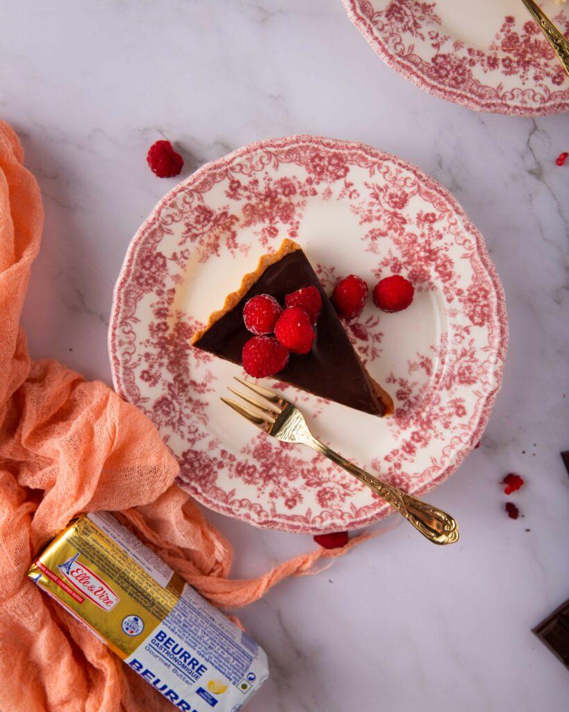 tarta caramel